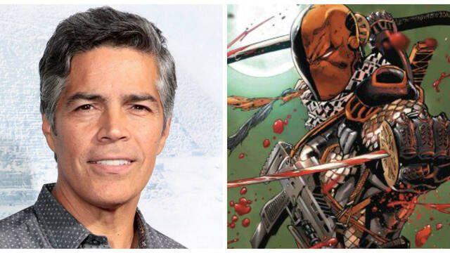 Esai Morales será Deathstroke en la segunda temporada de 'Titans'