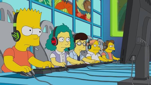 Los Simpsons estrenarán su episodio sobre los esports el domingo