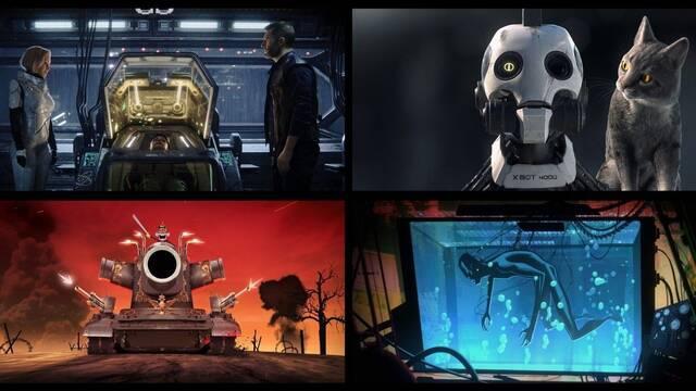Love Death + Robots, lo nuevo de Netflix que alaba hasta Alex De la Iglesia