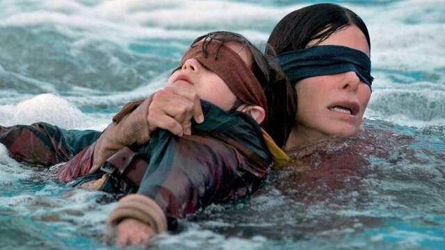 Netflix elimina las controvertidas imágenes de 'Bird Box'