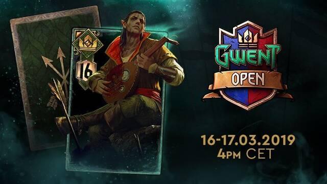 Llega el último Open GWENT de las Master Series