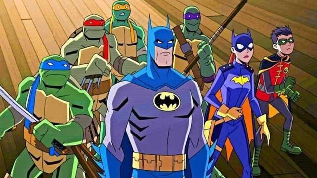 La película 'Batman vs. Teenage Mutant Ninja Turtles' llegará el 14 de mayo