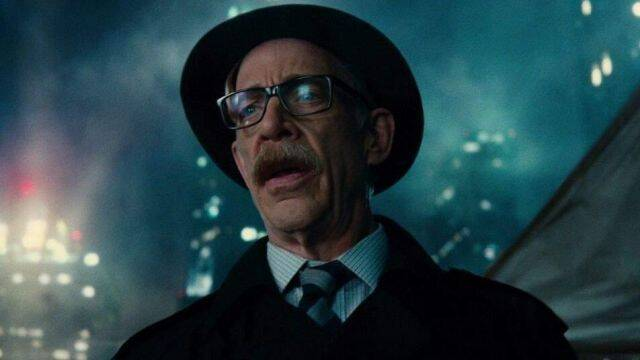 Liga de la Justicia: J.K. Simmons quiere ser James Gordon otra vez