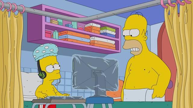 Así son los dos tráileres del capítulo sobre esports de Los Simpsons