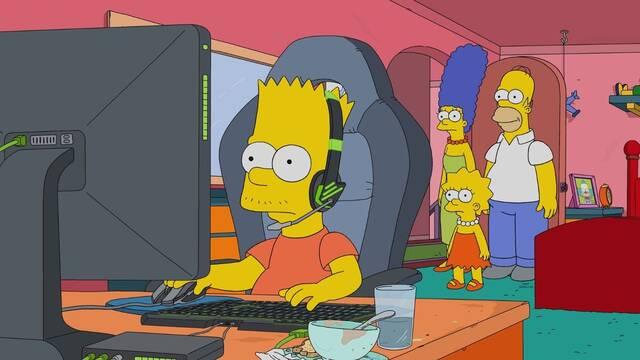 Riot sobre el episodio de esports de Los Simpsons: 'En absoluto es un episodio patrocinado'