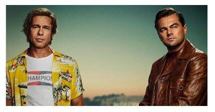 Revelado el póster de 'Once Upon a Time in Hollywood'