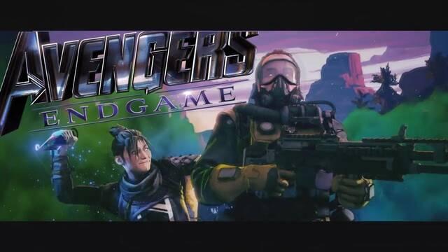 Apex Legends se fusiona con Vengadores: Endgame en este tráiler