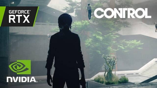 Control y Dragonhound se muestran con RTX en estas nuevas demos técnicas