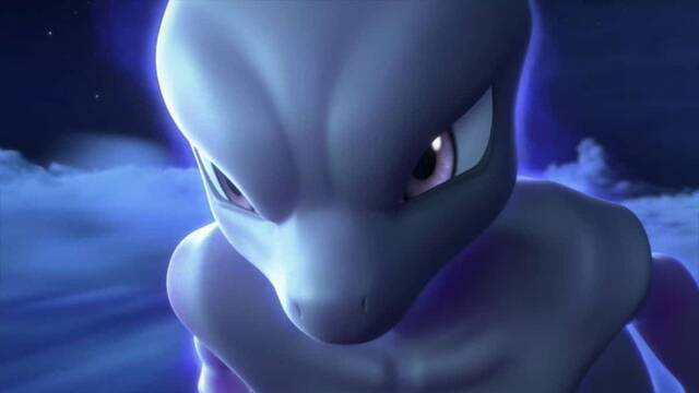 'Pokemon: Mewtwo Strikes Back Evolution' presenta su primer tráiler