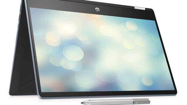HP presenta sus nuevos portátiles convertibles Pavilion x360