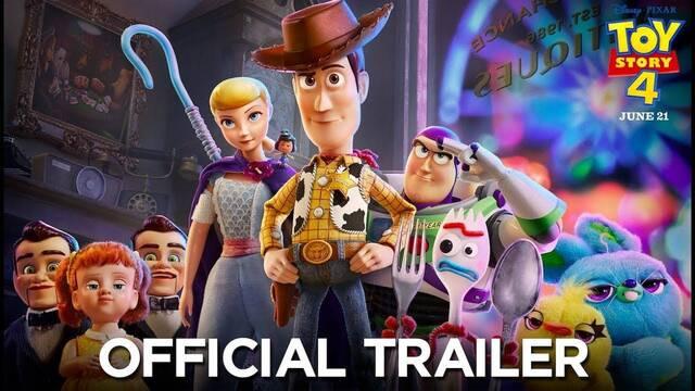 Disney revela el tráiler oficial de 'Toy Story 4'