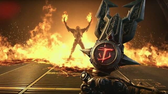 Doom Eternal luce así de bien en Stadia