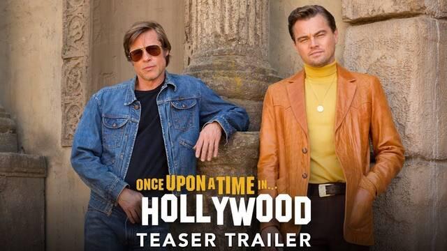 'Once Upon a Time in Hollywood' de Quentin Tarantino presenta su tráiler