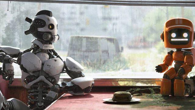 LOVE DEATH + Robots no está ordenada según la sexualidad de los usuarios