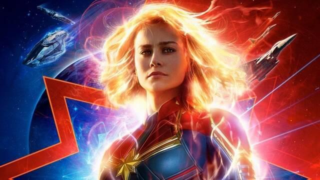 La recaudación de Capitana Marvel se eleva a más de 800 millones de dólares