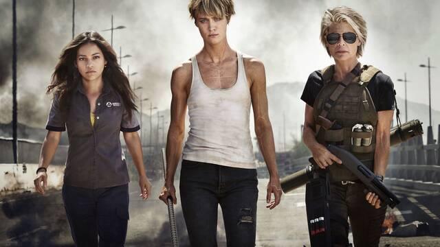 La nueva película de 'Terminator' se llamará 'Terminator: Dark Fate'