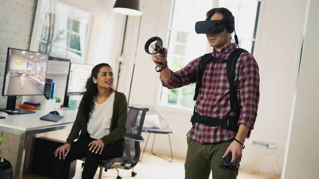 HP presenta HP Reverb VR, su dispositivo más avanzando de realidad virtual