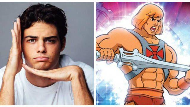 Noah Centineo en conversaciones para interpretar a He-Man
