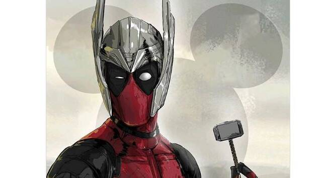 Chris Hemsworth le da la bienvenida a Deadpool a la familia Marvel
