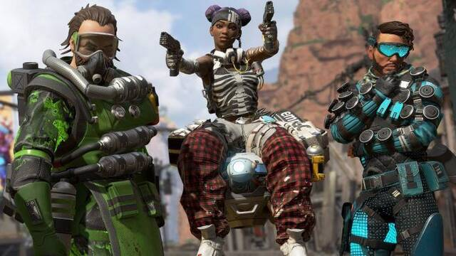 Apex Legends tuvo el mejor mes de lanzamiento de la historia de los free to play