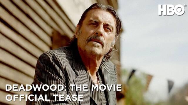 La salvaje película de 'Deadwood' presenta su primer tráiler