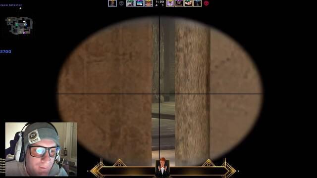 Un streamer cazado usando trampas… ¡por el reflejo de sus gafas!