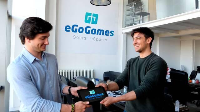 eGoGames, la plataforma para ganar dinero con los esports desde el móvil