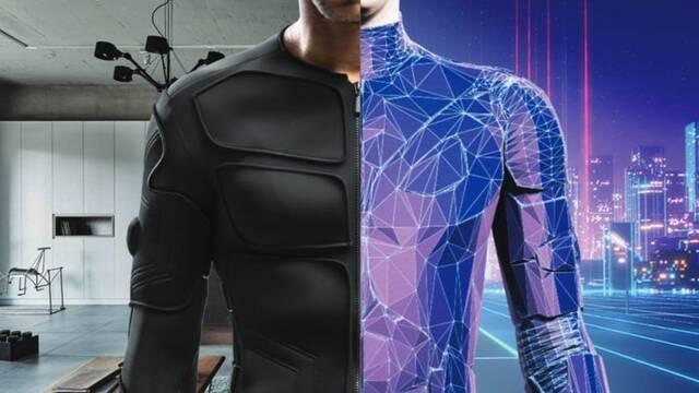 Teslasuit, el traje completo para sumergirnos en la Realidad Virtual