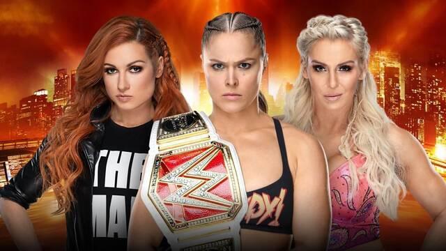 Wrestlemania 35 tendrá el primer main event femenino de su historia