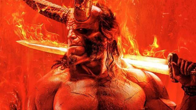 Hellboy: David Harbour da crédito a otro artista de cómics