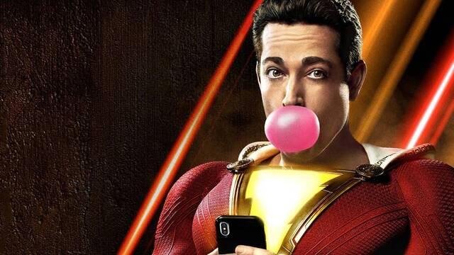 'Shazam!' aterriza en Rotten Tomatoes con una puntuación casi perfecta