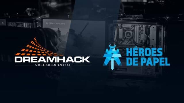 DreamHack España y Héroes de Papel lanzan un concurso de relatos sobre esports