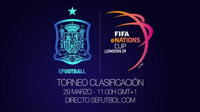 La RFEF organiza su torneo de FIFA 19 para elegir a la Selección Española