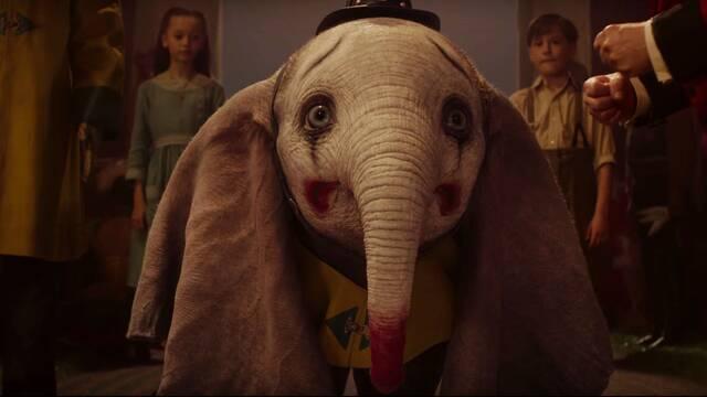 El 'Dumbo' de Tim Burton no convence a la crítica