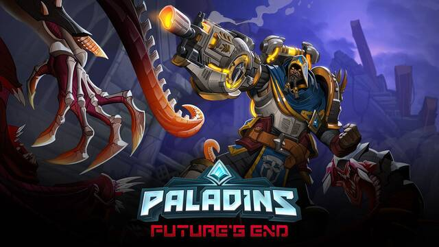 Atlas es el nuevo campeón de Paladins