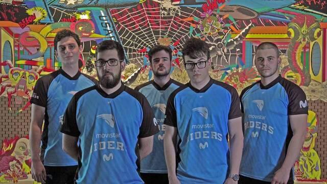 HellRaisers está probando a loWel como quinto jugador