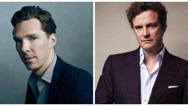 Benedict Cumberbatch y Colin Firth se suman al rodaje de '1917'