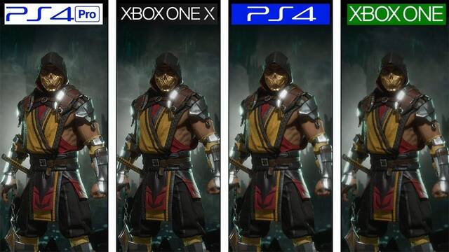 Así se ve la beta de Mortal Kombat 11 en PS4 Pro y Xbox One X