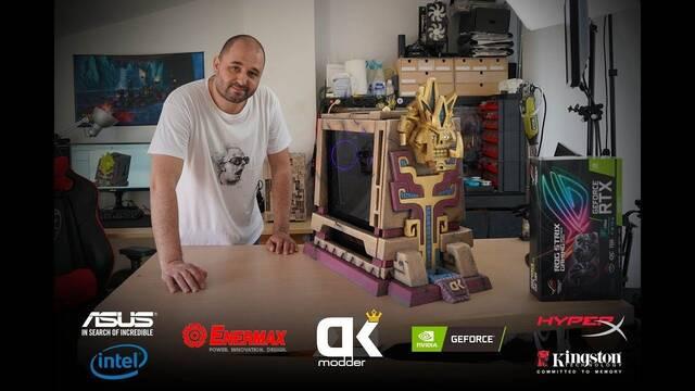 El PC Modding de los viernes: Enermax Zandalari Mod de World of Warcraft