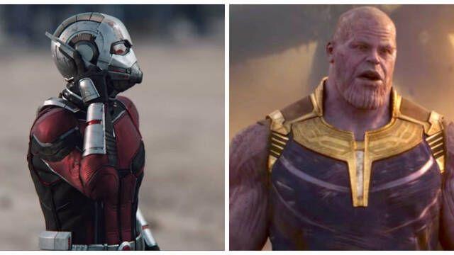 'Ant-Man destruye a Thanos colándose por su culo', la teoría fan infalible