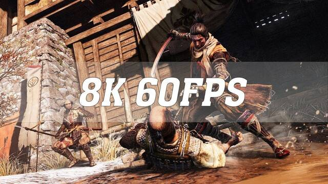 Así se ven Sekiro y Resident Evil 2 Remake a 8K y al máximo en PC