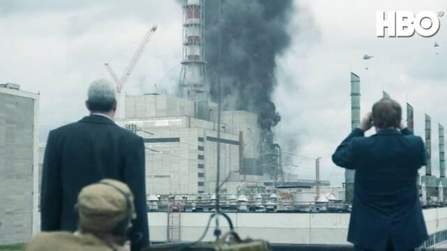 HBO nos invita a echar una mirada a 'Chernobyl' con su aterrador tráiler