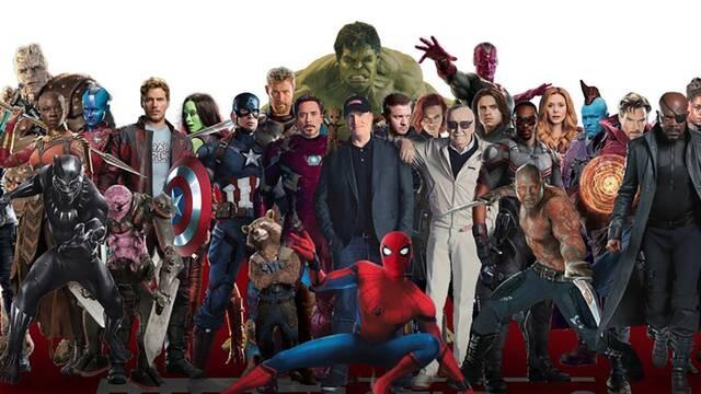 Estas son las próximas 5 películas de Marvel tras 'Vengadores: Endgame'