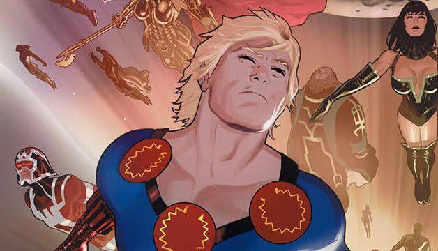 'Los Eternos': La nueva película de Marvel contará con un protagonista gay