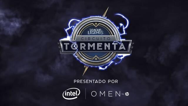 El Circuito Tormenta de League of Legends vuelve en 2019