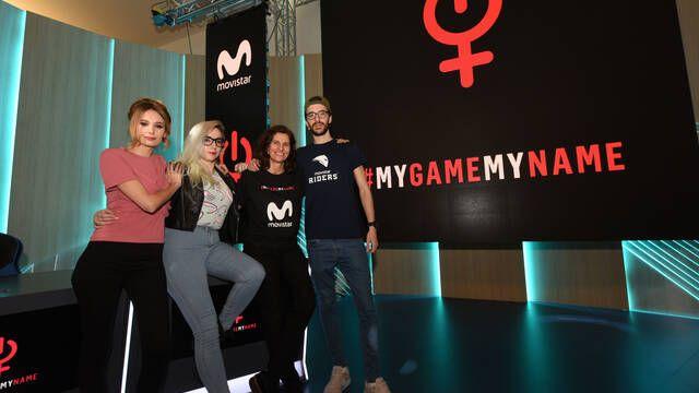Movistar inicia una campaña contra el machismo en los esports