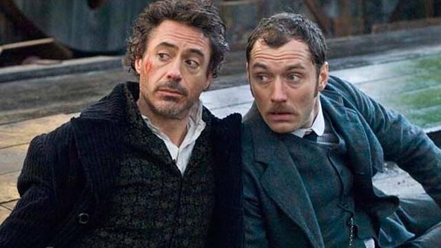 'Sherlock Holmes 3' se retrasa hasta las Navidades de 2021
