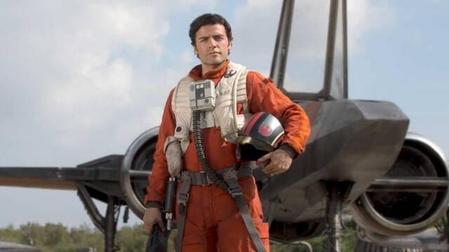 Oscar Isaac: La gente quedará 'impresionada' con Star Wars: Episodio IX