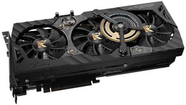 Colorful iGame GeForce RTX 2080 Ti KUDAN, la gráfica para jugar de 3000 euros