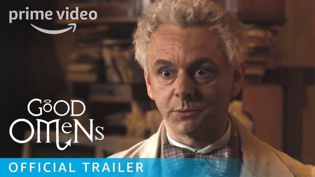 'Good Omens' presenta su apocalipsis en un nuevo tráiler